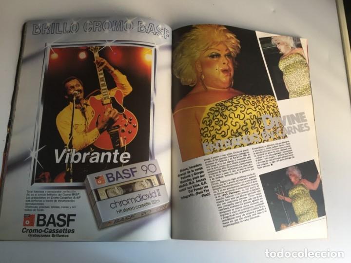 Revistas de música: REVISTA- ROCK ESPEZIAL Nº 37 (SEPTIEMBRE 1984): LA DE LAS FOTOS VER TODAS MIS REVISTASDE MUSICA - Foto 9 - 172990109