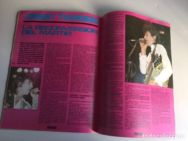 Revistas de música: REVISTA- ROCK ESPEZIAL Nº 37 (SEPTIEMBRE 1984): LA DE LAS FOTOS VER TODAS MIS REVISTASDE MUSICA - Foto 12 - 172990109