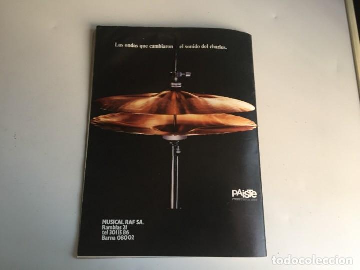 Revistas de música: REVISTA- ROCK ESPEZIAL Nº 37 (SEPTIEMBRE 1984): LA DE LAS FOTOS VER TODAS MIS REVISTASDE MUSICA - Foto 14 - 172990109