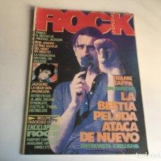 Revistas de música: REVISTA- ROCK ESPEZIAL Nº 38 (OCTUBRE 1984): LA DE LAS FOTOS VER TODAS MIS REVISTASDE MUSICA. Lote 172990322