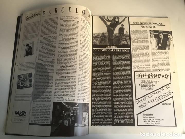 Revistas de música: REVISTA- ROCK ESPEZIAL Nº 38 (OCTUBRE 1984): LA DE LAS FOTOS VER TODAS MIS REVISTASDE MUSICA - Foto 4 - 172990322