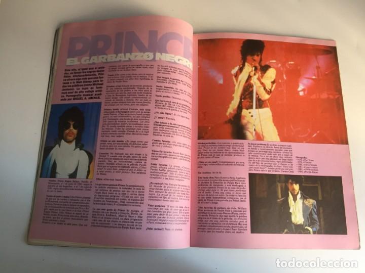 Revistas de música: REVISTA- ROCK ESPEZIAL Nº 38 (OCTUBRE 1984): LA DE LAS FOTOS VER TODAS MIS REVISTASDE MUSICA - Foto 6 - 172990322