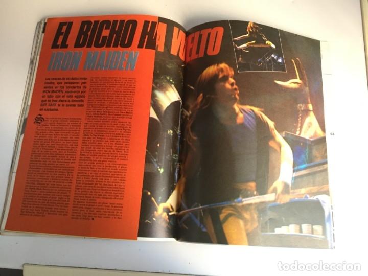 Revistas de música: REVISTA- ROCK ESPEZIAL Nº 38 (OCTUBRE 1984): LA DE LAS FOTOS VER TODAS MIS REVISTASDE MUSICA - Foto 9 - 172990322