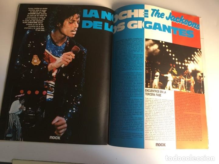 Revistas de música: REVISTA- ROCK ESPEZIAL Nº 38 (OCTUBRE 1984): LA DE LAS FOTOS VER TODAS MIS REVISTASDE MUSICA - Foto 10 - 172990322