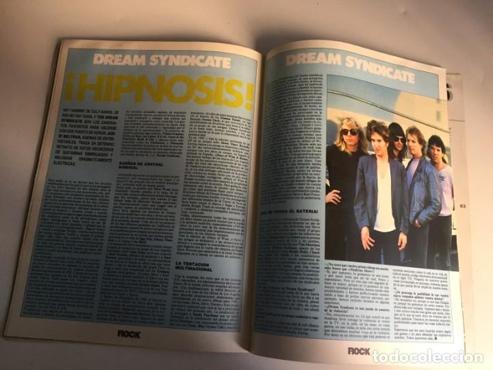 Revistas de música: REVISTA- ROCK ESPEZIAL Nº 38 (OCTUBRE 1984): LA DE LAS FOTOS VER TODAS MIS REVISTASDE MUSICA - Foto 11 - 172990322