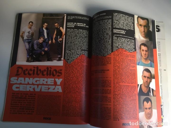 Revistas de música: REVISTA- ROCK ESPEZIAL Nº 38 (OCTUBRE 1984): LA DE LAS FOTOS VER TODAS MIS REVISTASDE MUSICA - Foto 12 - 172990322