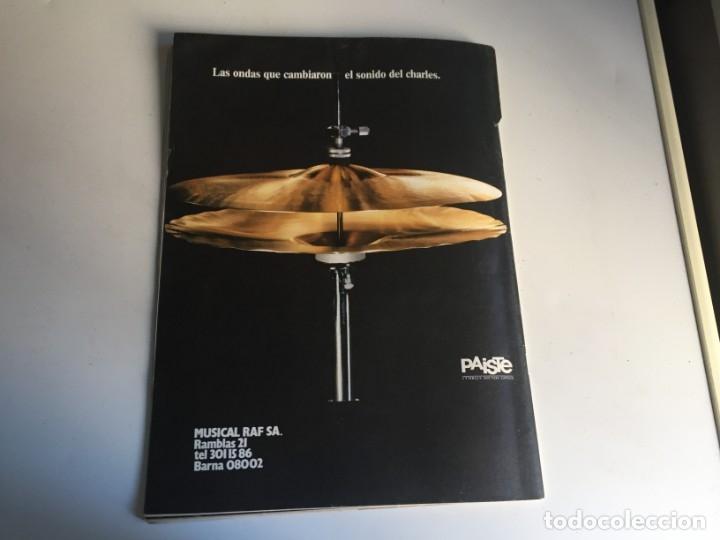 Revistas de música: REVISTA- ROCK ESPEZIAL Nº 38 (OCTUBRE 1984): LA DE LAS FOTOS VER TODAS MIS REVISTASDE MUSICA - Foto 15 - 172990322