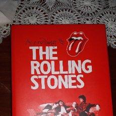 Revistas de música: ROLLING STONES- ACORDING TO..... LIBRO CON TAPA DURA-TEXTO ESPAÑOL-. Lote 173521428