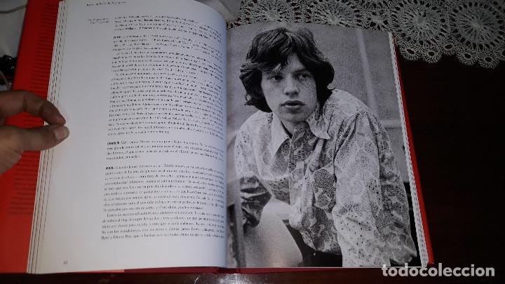 Revistas de música: ROLLING STONES- ACORDING TO..... LIBRO CON TAPA DURA-TEXTO ESPAÑOL- - Foto 2 - 173521428