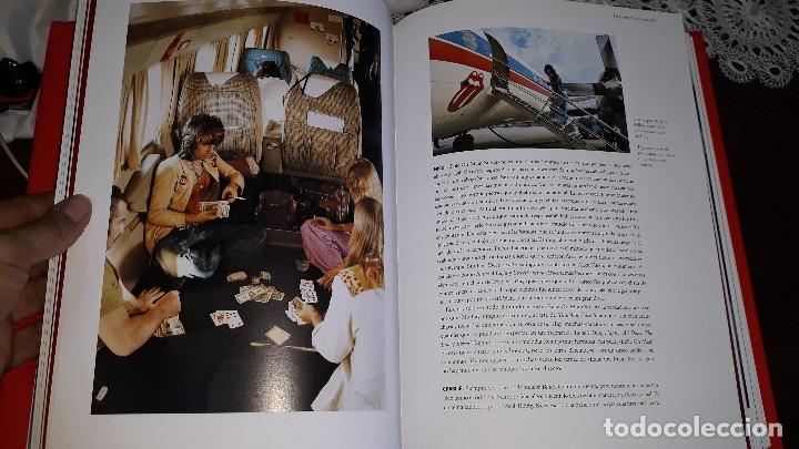 Revistas de música: ROLLING STONES- ACORDING TO..... LIBRO CON TAPA DURA-TEXTO ESPAÑOL- - Foto 3 - 173521428