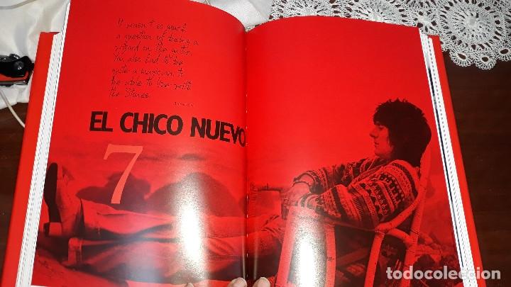 Revistas de música: ROLLING STONES- ACORDING TO..... LIBRO CON TAPA DURA-TEXTO ESPAÑOL- - Foto 4 - 173521428