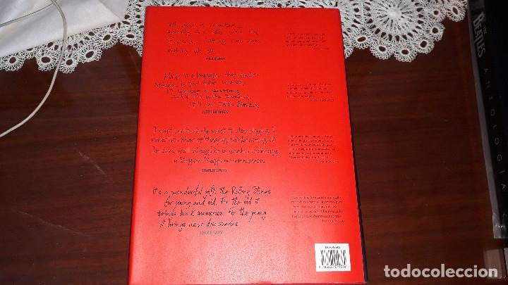 Revistas de música: ROLLING STONES- ACORDING TO..... LIBRO CON TAPA DURA-TEXTO ESPAÑOL- - Foto 5 - 173521428