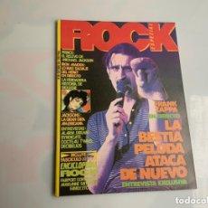Revistas de música: ROCK ESPEZIAL - Nº 38 - REVISTA DE MUSICA EDITADA - 1984 -. Lote 130508558