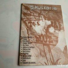 Revistas de música: MUSKARIA NAVIDAD 1986 ZER BIZIO, DUNCAN DHU. Lote 173924838