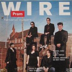 Revistas de música: WIRE Nº 286 DICIEMBRE 2007. ROXY MUSIC, BURIAL, HARRY PARTCH…. Lote 174050403