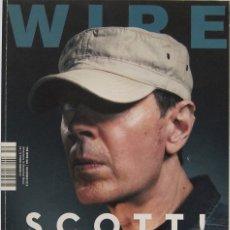 Revistas de música: WIRE Nº 346 DICIEMBRE 2012. SCOTT WALKER, JONAS MEKAS, PETER BRÖTZMANN…. Lote 174050427