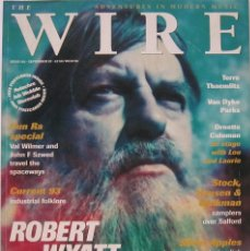 Revistas de música: WIRE Nº 163 SEPTIEMBRE 1997. ROBERT WYATT, SUN RA, ORNETTE COLEMAN, VAN DYKE PARKS…. Lote 174050450