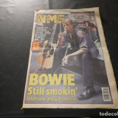 Revistas de música: REVISTA EN INGLES NEW MUSICAL EXPRESS 14 SEPTIEMBRE 1991 DAVID BOWIE. Lote 174077944