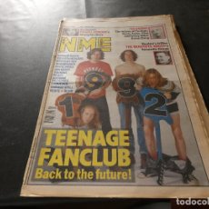Revistas de música: REVISTA EN INGLES NEW MUSICAL EXPRESS 4 ENERO 1992 TEENAGE FANCLUB. Lote 174078337