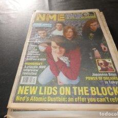 Revistas de música: REVISTA EN INGLES NEW MUSICAL EXPRESS 30 MARZO 1991 MORRISEY. Lote 174078564