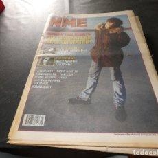 Revistas de música: REVISTA EN INGLES NEW MUSICAL EXPRESS 2 FEBRERO 1991 THE CHARLANTANS MOTORHEAD. Lote 174078824