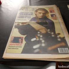 Revistas de música: REVISTA EN INGLES NEW MUSICAL EXPRESS26 JUANAYRY 1991 BLACK CROWES JESUS JONES. Lote 174078885