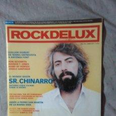 Revistas de música: ROCKDELUX 296 JUNIO 2011. SIN CD.. Lote 174080575