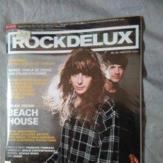 Revistas de música: ROCKDELUX 306 MAYO 2012. CON CD TOTS SANTS REFREE. Lote 174080679
