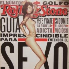 Revistas de música: ROLLING STONE - N° 73 - NOVIEMBRE 2005. Lote 174673109