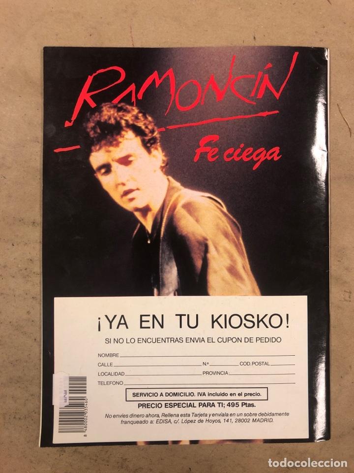 Revistas de música: DISCO MARKET N° 4 (1988). GABINETE CALIGARI, MORRISEY, VENENO, RAMONCIN, CHRIS ISAAK, R.E.M.,... - Foto 6 - 175151217
