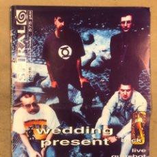 Revistas de música: SPIRAL Nº 16 (NAVIDAD '94/95). WEDDING PRESENT, BECK, AUSTRALIAN BLONDE, OASIS, PEARL JAM,... Lote 175294538