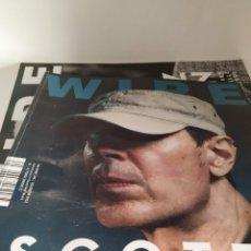 Revistas de música: WIRE MAGAZINE 3 AÑOS COMPLETOS (2010-2012) + 1 NÚMERO = 37 EJEMPLARES. Lote 175772744