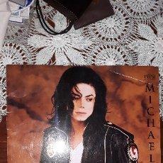 Revistas de música: MICHAEL JACKSON- DANGEROUS TOUR 91-92-PROGRAMA JAPAN-TEXTO EN JAPONES-RARO!!!. Lote 176453245