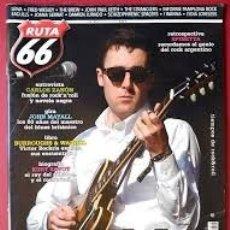 Revistas de música: REVISTA RUTA 66 313. Lote 176468039