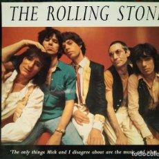 Revistas de música: LIBRO ''THE ROLLING STONES. QUOTE UNQUOTE'' (1996). Lote 176523870