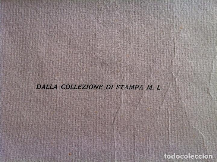 Revistas de música: Le Fontane Di Roma Carpeta (21+1 láminas), Ente provinciale per il turismo di Roma. 1951 - Foto 4 - 176560227