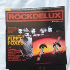 Revistas de música: ROCKDELUX 295 MAYO 2011. CON CD.. Lote 174080492