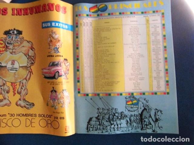 Revistas de música: EL GRAN MUSICAL REVISTA ALSKA Y DINARAMA PROMO DISCO DEMIS ROUSOS BON JOVI EXCELENTE ESTADO - Foto 10 - 178195288