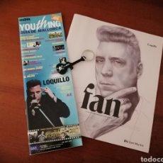 Revistas de música: LOTE LOQUILLO COLECCIONISTAS. Lote 178559701