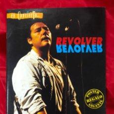 Revistas de música: REVOLVER,, EN CONCIERTO,, 32 PGN A COLOR,POSTER GIGANTE,,, EDIT, LA MASCARA 1995.. Lote 178811936