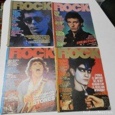 Revistas de música: LOTE 11 REVISTAS ROCK ESPEZIAL. Lote 178851115