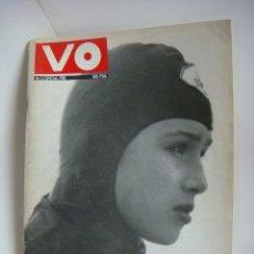 Revistas de música: REVISTA VO Nº-3 ESPECIAL AÑO 1985 OBSESION. Lote 180194636