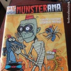Revistas de música: MUNSTERAMA Nº 16 NOV 2004 - POSTER VAMPISOUL RECORDS - ENVIO GRATIS. Lote 180389695