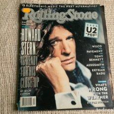 Revistas de música: ROLLING STONE, REVISTA DE MUSICA ( EDICION EN INGLES ) - EDITADA MARCH 1997. Lote 22763825