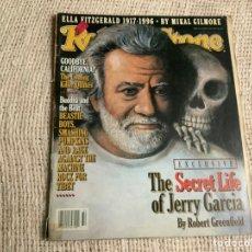 Revistas de música: ROLLING STONE, REVISTA DE MUSICA ( EDICION EN INGLES ) - EDITADA AUGUST 1996. Lote 22763934