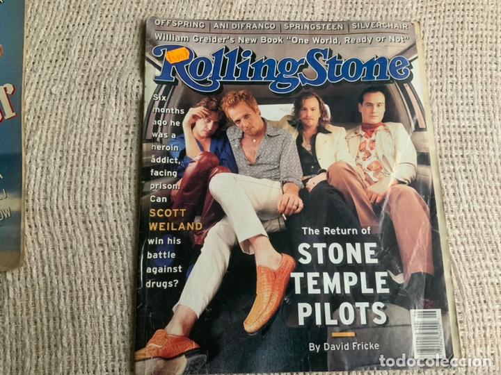 ROLLING STONE, REVISTA DE MUSICA ( EDICION EN INGLES ) - EDITADA FEBRUARY 1997 (Música - Revistas, Manuales y Cursos)