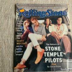 Revistas de música: ROLLING STONE, REVISTA DE MUSICA ( EDICION EN INGLES ) - EDITADA FEBRUARY 1997. Lote 22764211