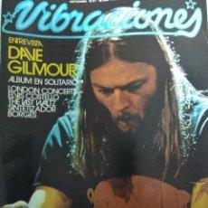 Revistas de música: REVISTA VIBRACIONES Nº 48. Lote 180435215