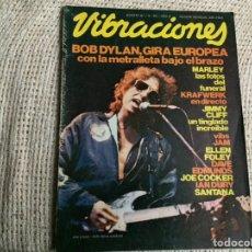 Revistas de música: VIBRACIONES Nº 83 AGOSTO 1981. Lote 55124593