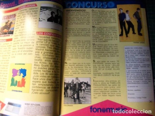 Revistas de música: EL GRAN MUSICAL Nº319 SINEAD RAMONCINMONTANA REFRESCOS DEPECHE MODE PRETENDERS RONALDOS SINIESTRO - Foto 5 - 180911556